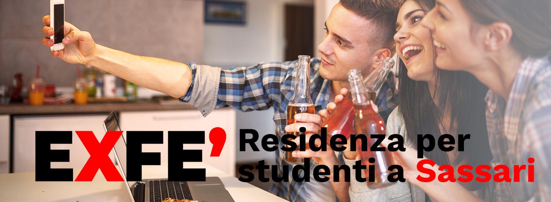 EXFE - appartamenti per studenti a Sassari