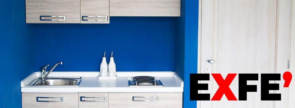 EXFE Appartamento blu