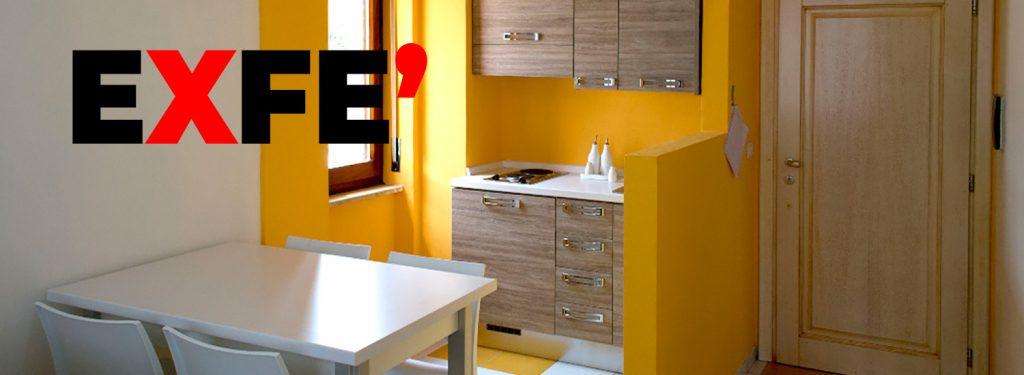 EXFE Appartamento Giallo