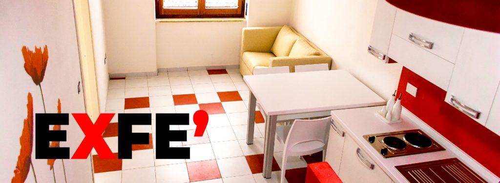 EXFE Appartamento rosso